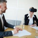 Virtuelle Klassenzimmer: Ein kleiner Blick in die Zukunft