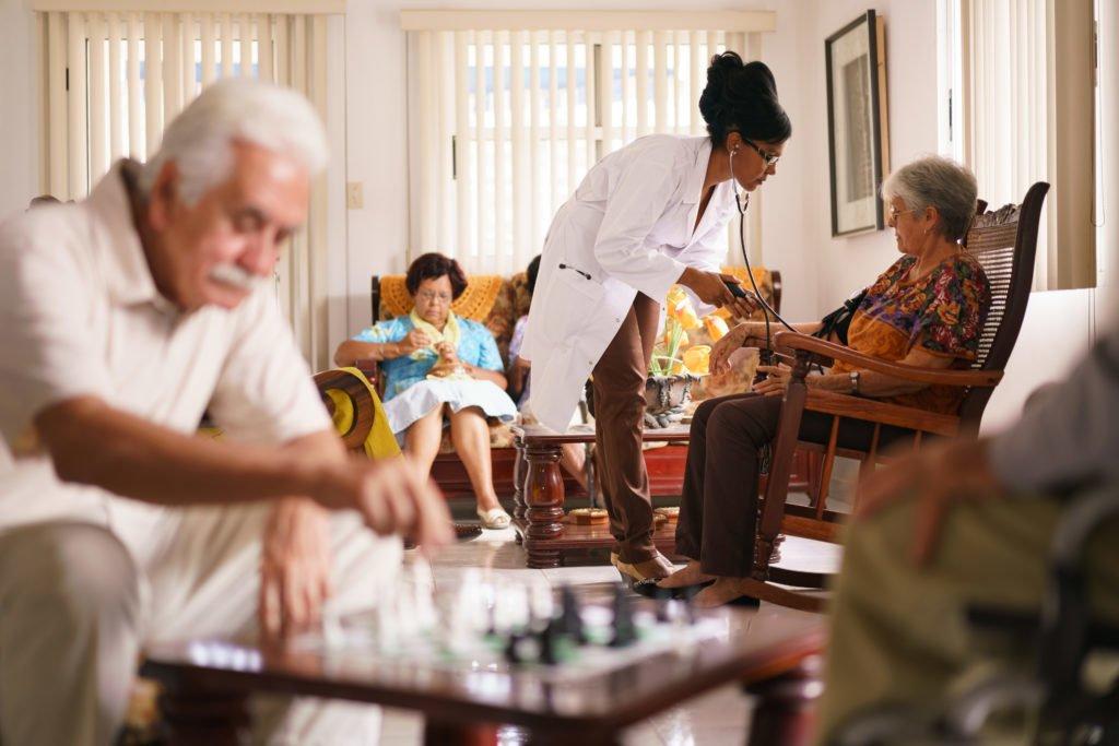 Umgang mit herausforderndem Verhalten bei Demenz IdA-Assessment (Teil 2)