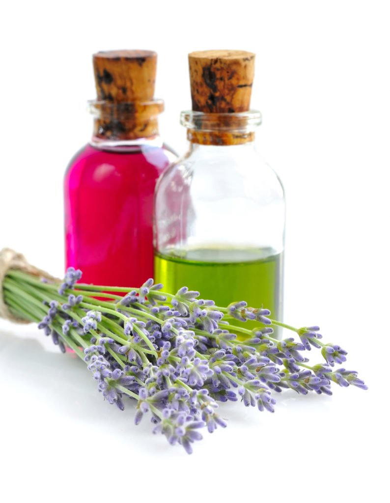 Ätherische Öle: Anwendung & Wirkung bei Harnwegserkrankungen