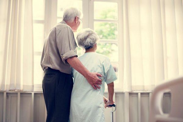 Hilfe und Entlastung Angehörige von Pflegebedürftigen Teil 2