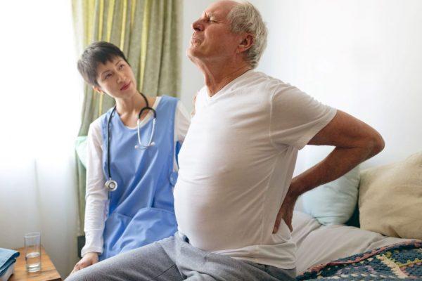 Pflege bei Schmerzen Teil 2 Grundlagen der Schmerzeinschätzung