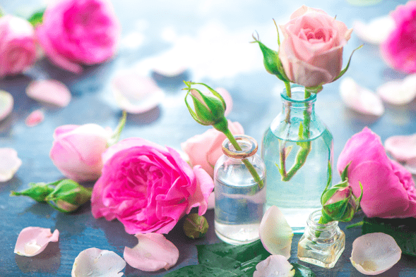 Aromatherapie im Alltag anwenden
